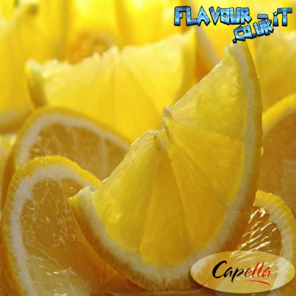 Capella Juicy Lemon Flavour Drops